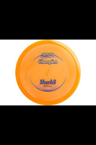 Innova Champion Shark3 mid-range frisbeegolfkiekko