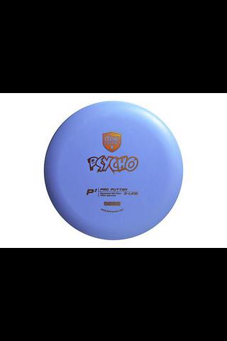 Discmania putter d-line p2 frisbeegolfkiekko