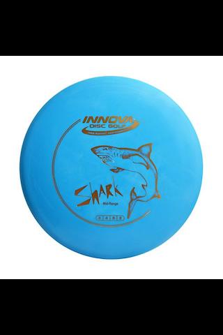 Innova Shark mid-range dx frisbeegolfkiekko