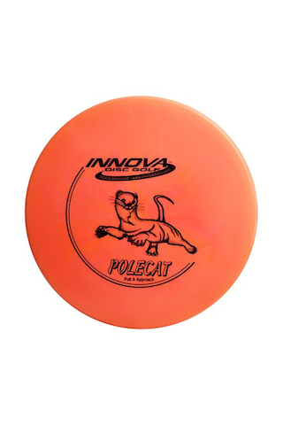 Innova Polecat putter dx frisbeegolfkiekko