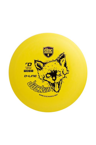 Discmania driver d-line fd frisbeegolfkiekko