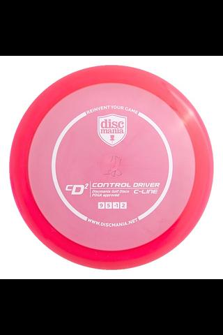 Discmania driver c-line cd2 frisbeegolfkiekko