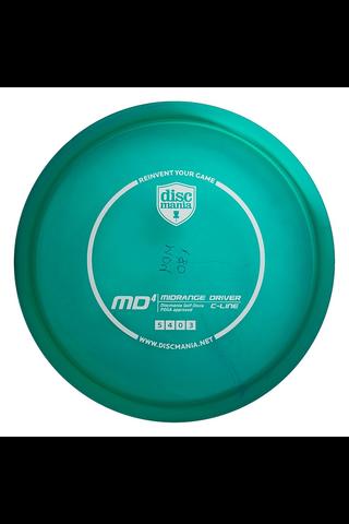 Discmania mid-range c-line md4 frisbeegolfkiekko