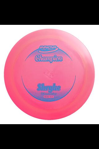Innova Champion shryke driver frisbeegolfkiekko