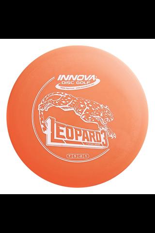 Innova Leopard3 driver dx frisbeegolfkiekko