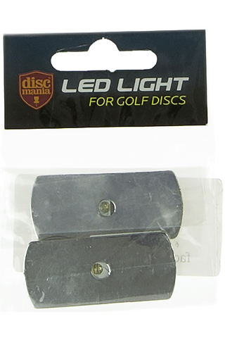 Discmania disc led light frisbeegolfkiekko
