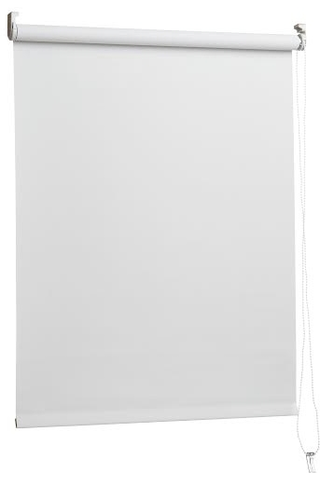 Ihanin pimennysrullaverho Taika 160x185cm valkoinen