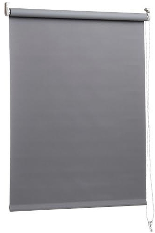 Ihanin pimennysrullaverho Taika 100x185cm harmaa
