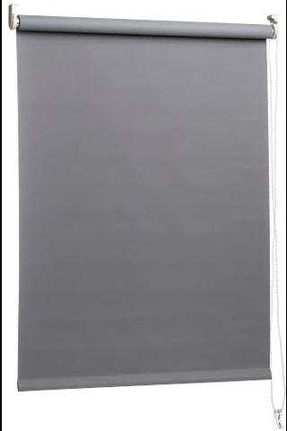 Ihanin pimennysrullaverho Taika 180x185cm harmaa
