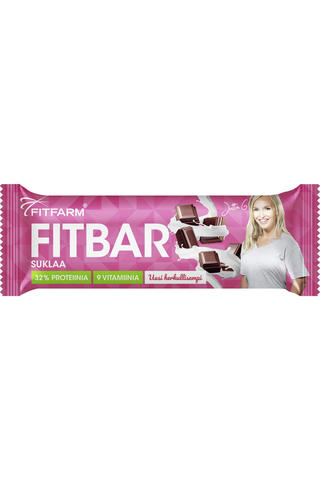 FitFarm Fit bar suklaa 35g