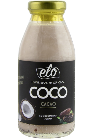 Elo Coco 250ml Cacao kookosmaitojuoma