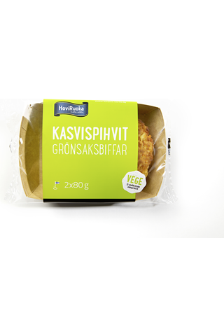 HoviRuoka Vege Kasvispihvi 2x80g