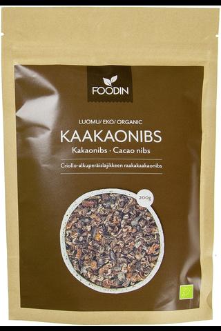Kaakaonibs