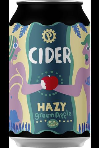 Pyynikin Brewing Company Hazy Green Apple siideri 5,0% 0,33l