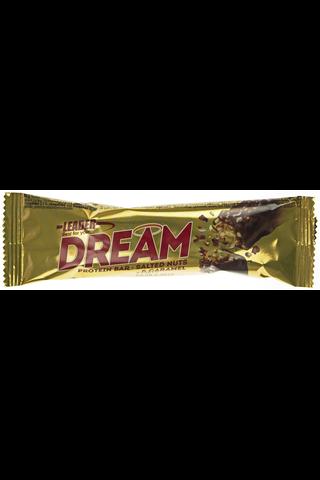 Protein Dream 45g Salted nuts & caramel Proteiinipatukka