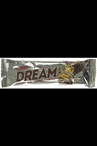 Protein Dream 45g Crispy caramel Proteiinipatukka