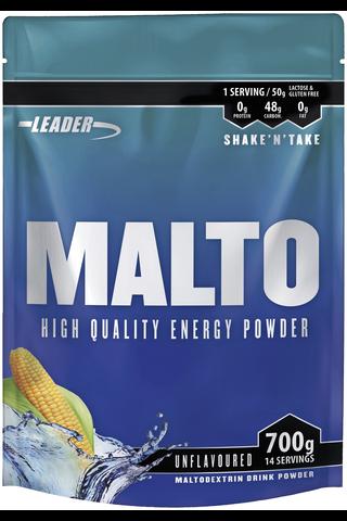 Leader Malto maissimaltodekstriinivalmiste maustamaton  700 g
