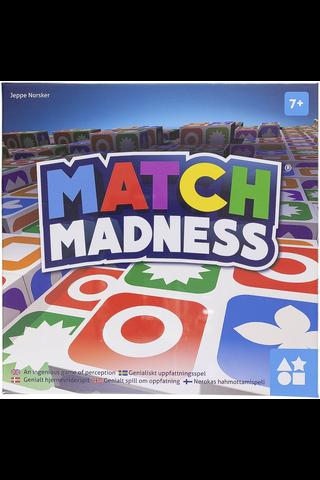 Leikkien Match Madness perhepeli