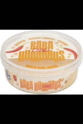 Baba Chili Hummus 225g kikhernelevite - dippi