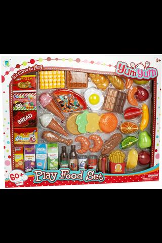 Yum Yum ruokapakkaus 60 osaa lelu