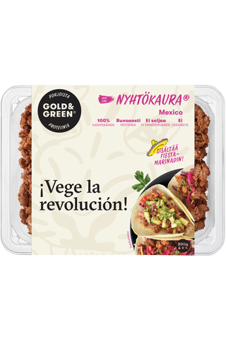 Gold&Green Nyhtökaura® 300g Mexico, Party Edition