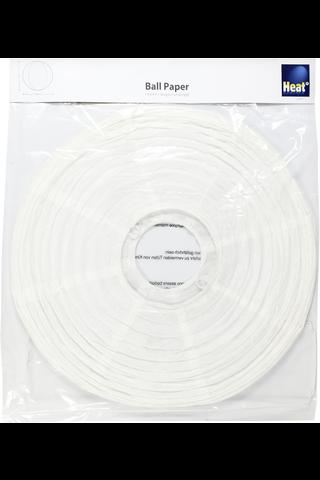 Heat Ball riisipaperivarjostin 40 cm ei sisällä valaisinkallustoa