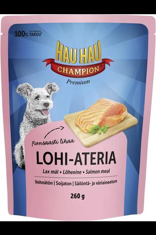 Hau-Hau Champion Lohiateria 260 g