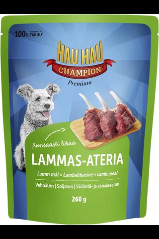 Hau-Hau Champion Lammasateria 260 g