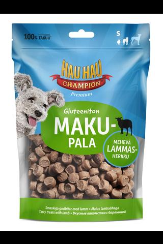 Hau-Hau Champion Makupala lammas gluteeniton S 120 g