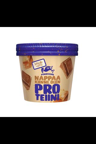 Pingviini proteiinijäätelöpikari suklaa-toffee 100g/170ml