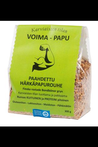 Voima-Papu 300g Paahdetu härkäpapurouhe