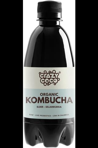 Luomu Kombucha - Seljankukka