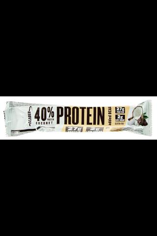 Leader 40% protein BCAA proteiinipatukka kookoksen makuinen  68 g