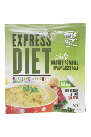 Express diet  ateria-aines peruna-kasvis-lihavuoka 47 g