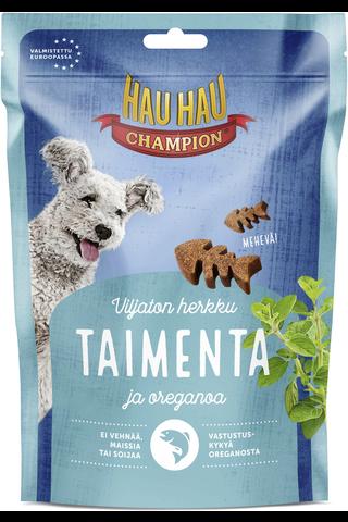 Hau-Hau Champion Taimenta ja oreganoa viljaton pehmeä 200g