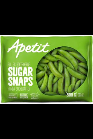 Apetit 300g Sugar Snaps pullea sokeriherne pakaste