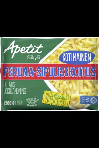 Apetit 500g Kotimainen Peruna-sipulisekoitus Pakaste