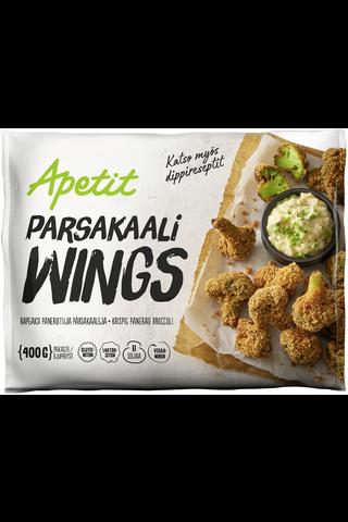 parsakaali wings