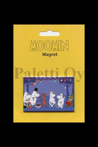 Paletti Muumi magneetti