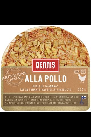 Dennis Pizza Alla Pollo 370g