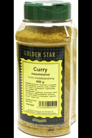 Golden Star 400g Curry mausteseos