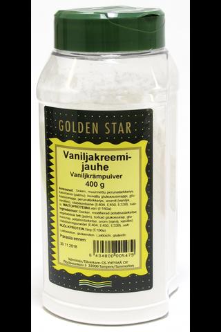Golden Star 400g Vaniljakreemijauhe