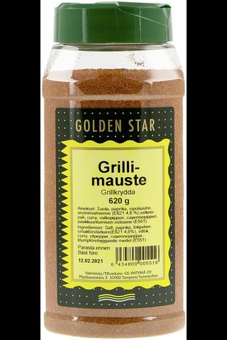 Golden Star 620g Grillimauste