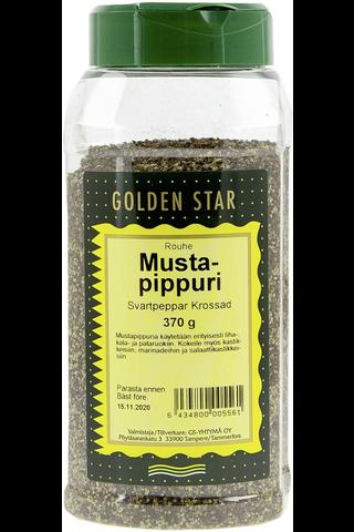 Golden Star 370g Mustapippurirouhe