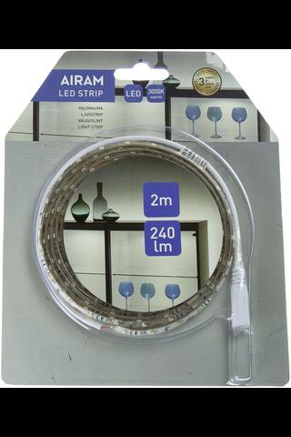 Airam Led strip 12V 9,6W 2m