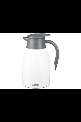 Airam Bianco Terästermoskaadin 1,5L
