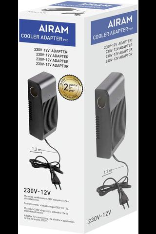 Airam verkkovirta adapteri 230V-12V