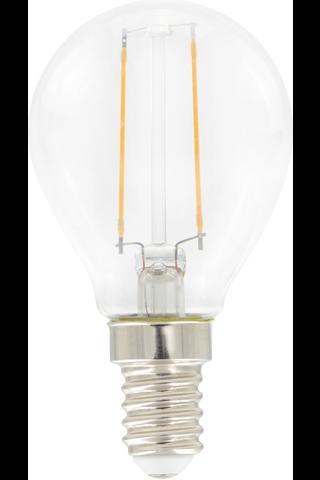 Airam led mainos 1,2W E14 136LM kirkas  filamentti