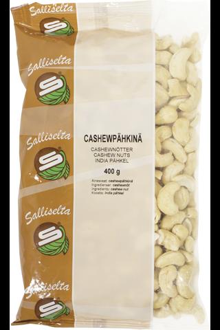 Sallinen Cashewpähkinä 400g