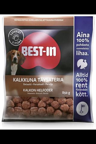 Best-In 850g Kalkkuna täysateria pakaste